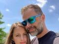 Martin Chynoranský je opäť zamilovaný. Pochválil sa novou priateľkou Kristínou.
