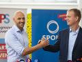 FOTO Beblavý a Truban sa dohodli: Toto je nový volebný líder koalície PS a Spolu