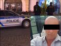 FOTO Horor v českej reštaurácii: Miestny novinár mal zastreliť manželku, mrazivé slová svedka