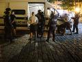 Napätie medzi fanúšikmi: Na policajnej stanici skončilo šesť Bulharov a jeden domáci