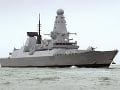 Irán v Hormuzskom prielive skúša našu rozhodnosť, povedal kapitán britskej fregaty