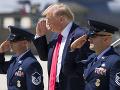 Trump oznámil hromadné zatýkanie imigrantov: Zločincov umiestnime do väzenia