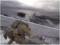 VIDEO Gigantický úlovok pobrežnej stráže: Ponorka sa doslova kúpala v kokaíne