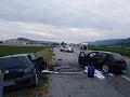 Nehoda so štyrmi mŕtvymi