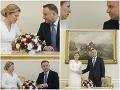 Posledná návšteva Čaputovej v rámci V4: FOTO Do Poľska prišla v bielom