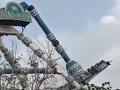 Desivý moment v zábavnom parku: VIDEO Z atrakcie vražedný nástroj, vzduchom lietali krvavé telá