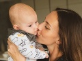 V decembri sa Monika Sakmanová stala prvýkrát mamou.