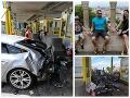 Hororová nehoda v Chorvátsku: Toto je rodina, do ktorej nabúral šialenec na BMW v obrovskej rýchlosti