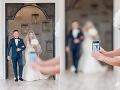 Svadobná fotografka vynadala hosťom: Nevesta vám túto otrasnú FOTO nikdy nezabudne!