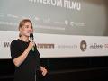 Veronika Cifrová Ostrihoňová ešte stále príležitostne zarezáva ako moderátorka.