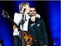 Paul McCartney a Ringo