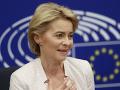 Brexit Európsku úniu paradoxne posilnil, tvrdí Leyenová: V čase krízy je schopná zosilnieť