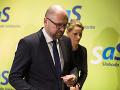 Plán SaS do parlamentných volieb: Chce dohodu maďarských strán alebo ponúka miesta na kandidátke