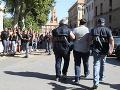 Talianska operácia proti mafii: Veľké zatýkanie v Palerme, styky na obávaný klan Gambinovcov