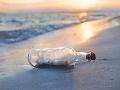 Otec so synom našli odkaz vo fľaši starý 50 rokov: Hľadá sa majiteľ, adresa je známa!