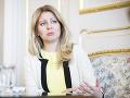 Známy publicista Hrabko o prezidentke Čaputovej: Potrebuje získať rešpekt u hláv štátov V4