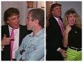 Zverejnili škandalózne VIDEO Trumpa s obvineným pedofilným miliardárom: Obchytávanie žien na párty