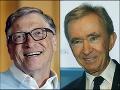 Veľká zmena v REBRÍČKU najbohatších ľudí sveta: Pápež módy zosadil Billa Gatesa
