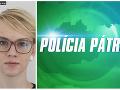 Polícia pátra po nezvestnej Nikole Polákovej.