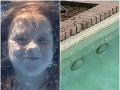 FOTO Dievčatko (†10) sa kúpalo v bazéne: O hrozbe, ktorá v ňom číhala, nikto netušil