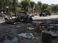 Napriek rokovaniam o mieri pácha Taliban samovražedné útoky naďalej: Zomreli traja policajti