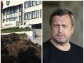 VIDEO Farmári poslali Dankovi smradľavý odkaz: Hnoj pred parlamentom, hrozba trestného oznámenia