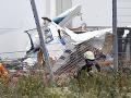 Tragédia v Česku, do rieky sa zrútilo lietadlo: Pátrali po ňom tri hodiny, pilot nemal šancu