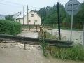 Pre lokálne búrky zasahujú hasiči najmä v Žilinskom kraji.