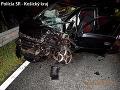 Vážna dopravná nehoda v Košiciach