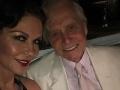Manželka slávneho herca (74) sa vyprsila: Wau, Douglas má doma riadnu sexicu!