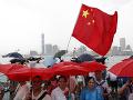 Čína vyjadrila tvrdý postoj k hongkonským demonštrantom: Nebudeme ich tolerovať