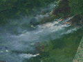 Gigantické požiare na Sibíri si vyberajú svoju daň: Dym a škodliviny zahalili Kazachstan