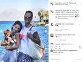 Dara Rolins s dcérkou vzali na dovolenku aj svoju štvornohú kamošku Foxinku.