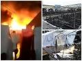 Tragédia! Obrovský požiar zasiahol letný tábor: Štvrté dieťa zomrelo v nemocnici