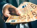 Minimálna mzda na Slovensku je 520 eur: V Európskej únii sme na tom lepšie ako Česi a Maďari