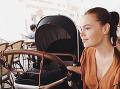 Čerstvá mamička Mary Bartalos 4 týždne po pôrode: Ukázala bruško... Ona vážne rodila?!