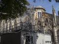 Obavy z rekonštrukcie Notre-Damu: Architekt poverený jej obnovou vidí v horúčavách hrozbu