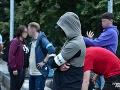Českí policajti riešia problematiku