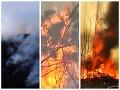 Apokalyptické požiare v Rusku: VIDEO Spálené sú už milióny hektárov lesa, ľudia v mestách sa dusia