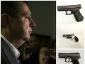 Zverejnili majetok podvodníka Bašternáka... To budete čumieť: Doma má arzenál zbraní ako terorista!