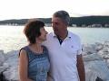 Béla Bugár s manželkou Gabriellou