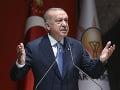 Prezident Erdogan to už nevydržal: Turecko vojensky zasiahne v severnej Sýrii