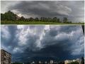 Slovensko bičujú búrky.