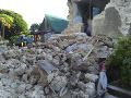 Silné zemetrasenie v Inodnézii: Zomrela najmenej jedna osoba