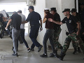 Cyprus prepustil sedem Izraelčanov podozrivých zo znásilnenia Britky.
