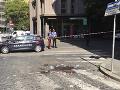 Talianskeho policajta dobodali priamo na ulici: Vražda vyvolala napätie, nejasnosti v prípade