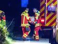 V kolínskej nemocnici na karanténnom oddelení vypukol požiar: Jeden mŕtvy, hlásia aj nezvestnú