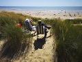 Počasie, ktoré Britov vyhnalo k moru: Teplotný rekord, krajina sa má pripraviť aj na 40°C