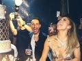 Speváčka Jennifer Lopez oslávila