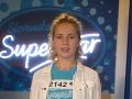 Katarína Svrčeková ako účastníčka jednej zo speváckych súťaží